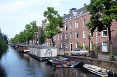 Amsterdam, cityscape Stock Images