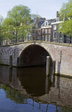 Amsterdam cityscape Stock Photography