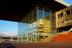 Amsterdam Concert Hall Royalty Free Stock Images