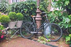 Amsterdam cycle Royalty Free Stock Photos