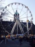 Amsterdam-Dam square Royalty Free Stock Image