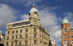 Amsterdam Department Stores, Holland Royalty Free Stock Images