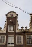 Amsterdam di costruzione stretta Fotografia Stock Libera da Diritti