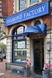 Amsterdam Diamond Factory Stock Photography