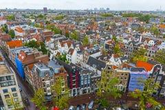 Amsterdam, die Niederlande stockbilder