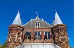 Amsterdam, die Niederlande stockbild