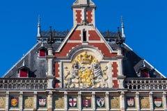 Amsterdam, die Niederlande lizenzfreies stockbild