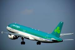 Amsterdam, die Niederlande - 2. Juni 2017: EI-EDP Aer Lingus Stockfoto