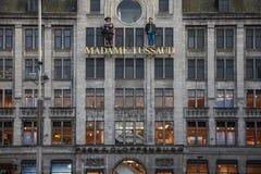 AMSTERDAM, DIE NIEDERLANDE - 13. MAI Stockfotos