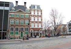 amsterdam domowy Rembrandt zdjęcie royalty free