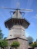 Amsterdam endast väderkvarn Arkivfoto