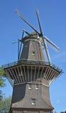 Amsterdam endast väderkvarn Royaltyfria Foton
