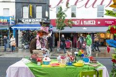 Amsterdam erbjudanden varje sommar låg-kostar alldeles underhållning, speciala kapaciteter, festivaler, kulturella händelser och  arkivfoto