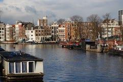 Amsterdam, Europe Stock Photo
