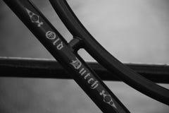 Amsterdam-Fahrrad lizenzfreies stockfoto