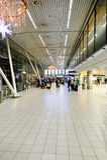 Amsterdam flygplats Schiphol Royaltyfri Bild