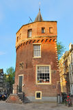 Amsterdam. Fortress Tower Schreierstoren Stock Photo