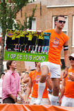 Amsterdam. Gay Pride 2009 Royalty Free Stock Photos