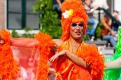Amsterdam. Gay Pride 2009 Royalty Free Stock Photo