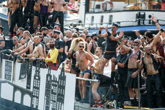 Amsterdam Gay Pride 2015 Stock Image
