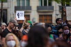 Amsterdam George Floyd anti-racist Protest
