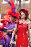 amsterdam glad stolthet 2009 Fotografering för Bildbyråer