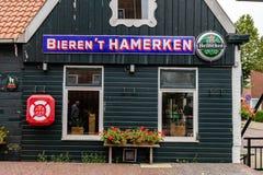 AMSTERDAM, holandie 12 2018 Czerwiec - Bieren't Hamerken gatunek l obrazy royalty free