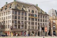 AMSTERDAM, holandie - CZERWIEC 25, 2017: Widok Madame Tussauds Amsterdam wosku muzeum Zdjęcia Royalty Free