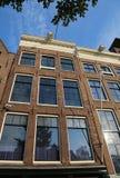 Amsterdam, holandie - Sierpień 22, 2017: dom Anne Frank Zdjęcie Royalty Free