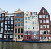AMSTERDAM, holandie - Wrzesień 21, 2014: fotografia piękny Obrazy Royalty Free