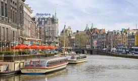 amsterdam Holland Zdjęcia Royalty Free