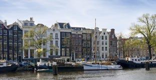 amsterdam Holland Zdjęcie Stock