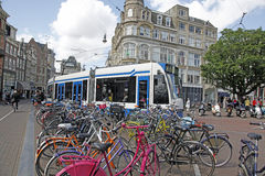 Amsterdam, Holland Lizenzfreie Stockfotos