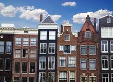 amsterdam holland Royaltyfri Bild