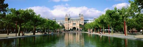 amsterdam holland Nederländerna Arkivfoto