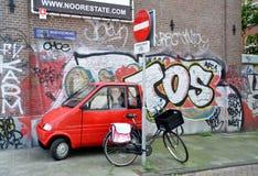 Amsterdam, Holland Stock Photos