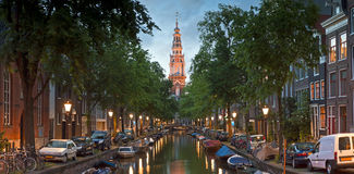 Amsterdam, Holland Stock Photography