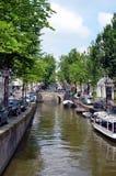 Amsterdam, Holland Royalty Free Stock Photo