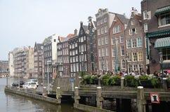 Amsterdam Hollande Photo libre de droits