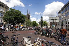 Amsterdam, Hollande Image libre de droits