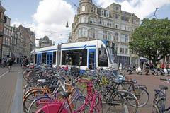 Amsterdam, Hollande Photos libres de droits