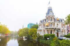Amsterdam, Hollandes Photos stock