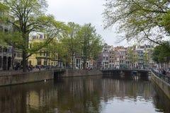 Amsterdam, Hollandes Photographie stock