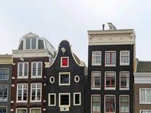 Amsterdam homes 0901 Stock Photo