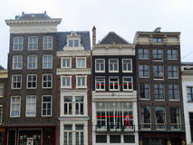 Amsterdam homes 0900 Stock Image