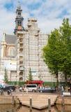 Amsterdam. Homomonument. Royalty Free Stock Photography