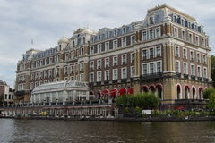 Amsterdam Hotel - Amsterdam Royalty Free Stock Photos