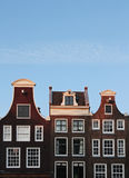 amsterdam house Royalty Free Stock Photo