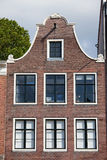 Amsterdam House Bell Gable Stock Photography