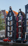 Amsterdam - the house on the canal Stock Image